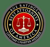 Best Attorneys of America Badge