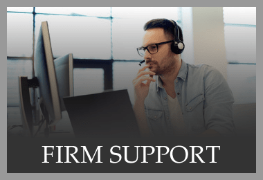Client support Firm Support